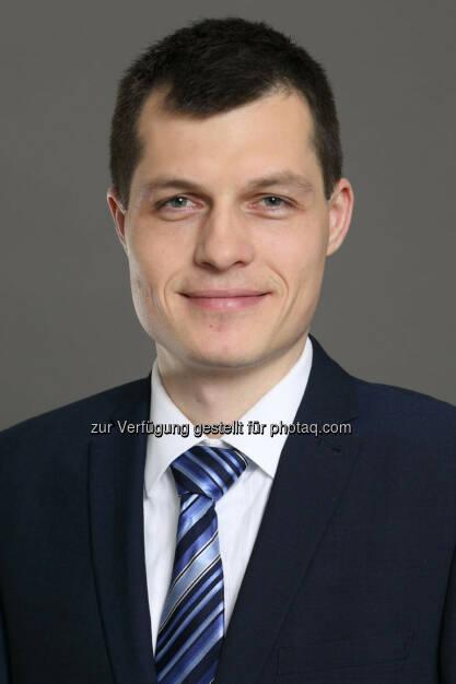 Petr Svoboda - seit 1. Jänner 2015 für CBRE in Prag tätig. Er übernimmt die Leitung des neu geschaffenen Ressorts Debt & Structured Finance für die Region CEE. , © Aussender (17.02.2015)