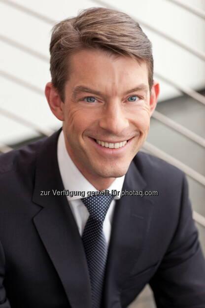 Andreas Muschter, Vorstandsvorsitzender der Commerz Real AG, blickt auf ein erfolgreiches Geschäftsjahr zurück, © Aussender (18.02.2015)