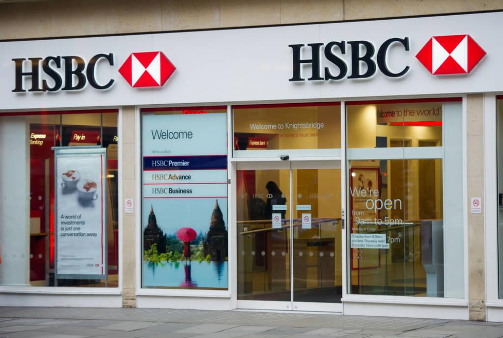 HSBC, <a href=http://www.shutterstock.com/gallery-168415p1.html?cr=00&pl=edit-00>JuliusKielaitis</a> / <a href=http://www.shutterstock.com/editorial?cr=00&pl=edit-00>Shutterstock.com</a>, JuliusKielaitis / Shutterstock.com, © www.shutterstock.com (18.02.2015)