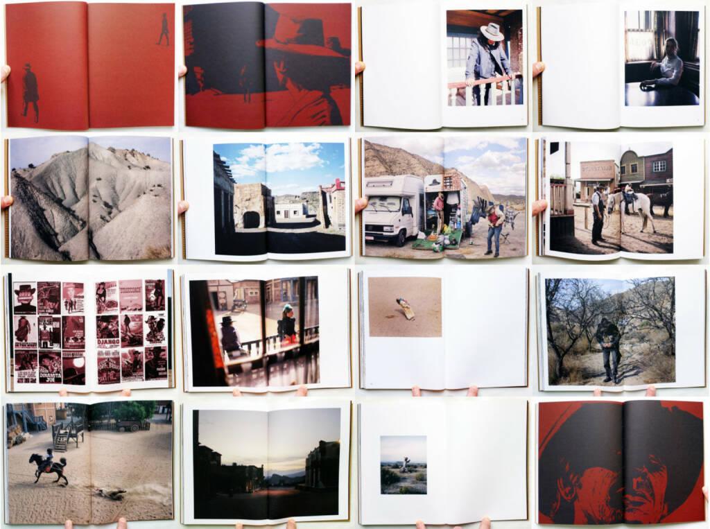 Alvaro Deprit - Dreaming Leone, Self published 2014, Beispielseiten, sample spreads - http://josefchladek.com/book/alvaro_deprit_-_dreaming_leone, © (c) josefchladek.com (23.02.2015)