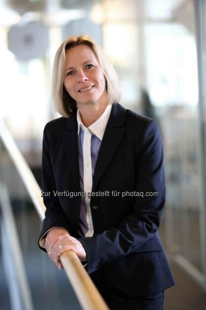 Anita Müksch, leitet seit Jänner die Abteilung Kundenservice Leben bei Helvetia ©Pepo Schuster, austrofocus.at, © Aussender (24.02.2015)