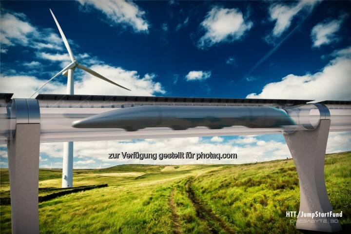 JumpStarter Inc: Erste Hyperloop Rohrbahn wird in Kalifornien gebaut