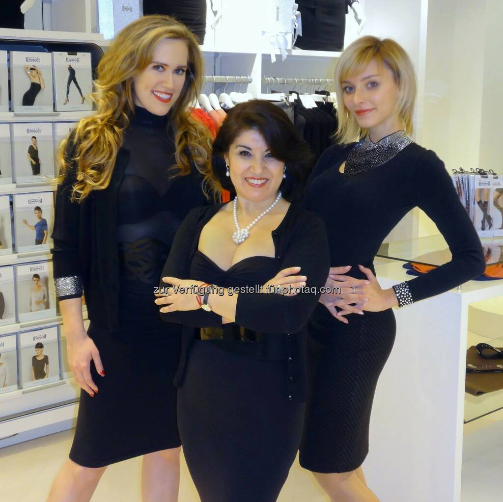 Wolford - discover the secrets to dressing your body shape. Pick up tips and tricks to enhance your assets and camouflage your flaws. Professional Stylist Margaret, Giselle, Lisa and Lori will help classify your precious body shape as a diamond, ruby, emerald or sapphire.  Master the art of refining your clothing choices to bring out the best of your unique shape. Register to win  1 hour consultations with one of our stylist.  http://on.fb.me/1DWkNsr  Source: http://facebook.com/WolfordFashion, © Aussender (27.02.2015)