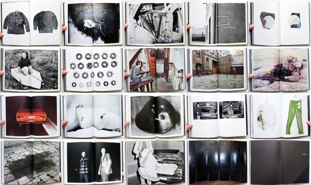 Arwed Messmer - Reenactment MfS, Hatje Cantz Verlag 2014, Beispielseiten, sample spreads - http://josefchladek.com/book/arwed_messmer_-_reenactment_mfs, © (c) josefchladek.com (01.03.2015)
