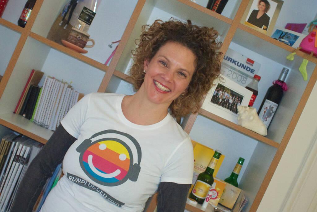 Yes - Sabine Hoffmann Ambuzzador für Runplugged (01.03.2015)