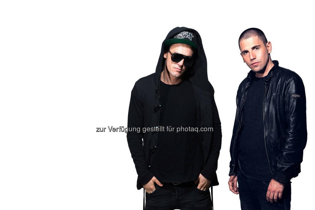 "Dimitri Vegas & Like Mike: Leutgeb Entertainment Group GmbH: ""Lake Festival Vol. 6"" feat. the top DJs of the world!, © Aussender (02.03.2015)"