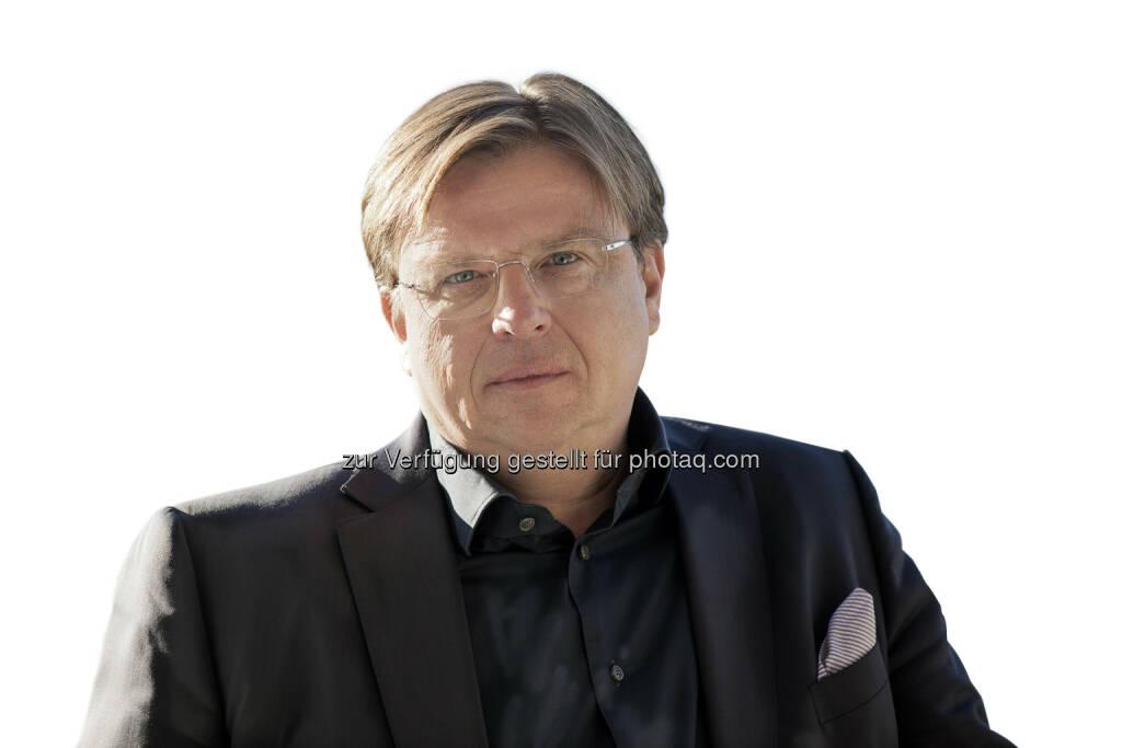 Einar J. Hareide, Chefdesigner, Borgward AG:  Borgward kommt zurück, © Aussendung (03.03.2015)