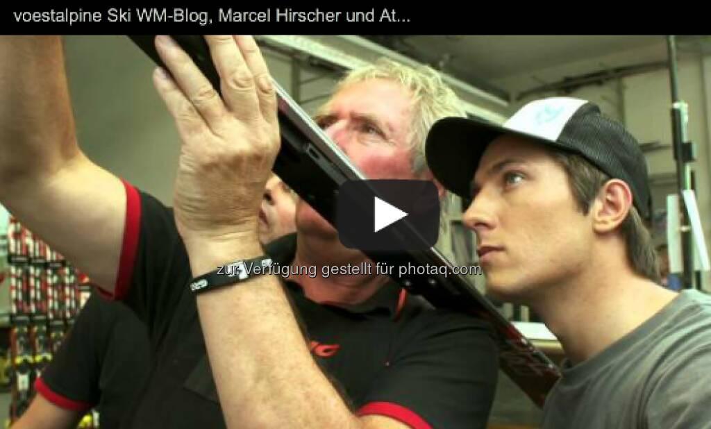 Marcel Hirscher und sein Ski http://voestalpine-wm-blog.at/2013/02/16/marcel-hirscher-und-sein-ski/#.UR_G4I7aK_Q, &copy; <a href=