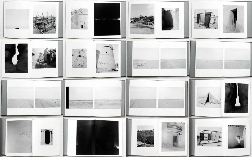 John Gossage - Nothing, Waltz Books 2014, Beispielseiten, sample spreads - http://josefchladek.com/book/john_gossage_-_nothing, © (c) josefchladek.com (05.03.2015)
