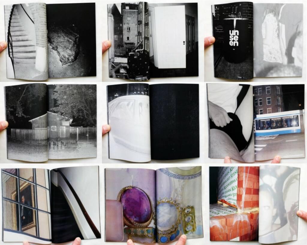Daisuke Yokota and Hiroshi Takizawa - A.M.S. Trip Zine 02, Type B, Newfave 2014, Cover - http://josefchladek.com/book/daisuke_yokota_and_hiroshi_takizawa_-_ams_trip_zine_02_type_b, © (c) josefchladek.com (06.03.2015)