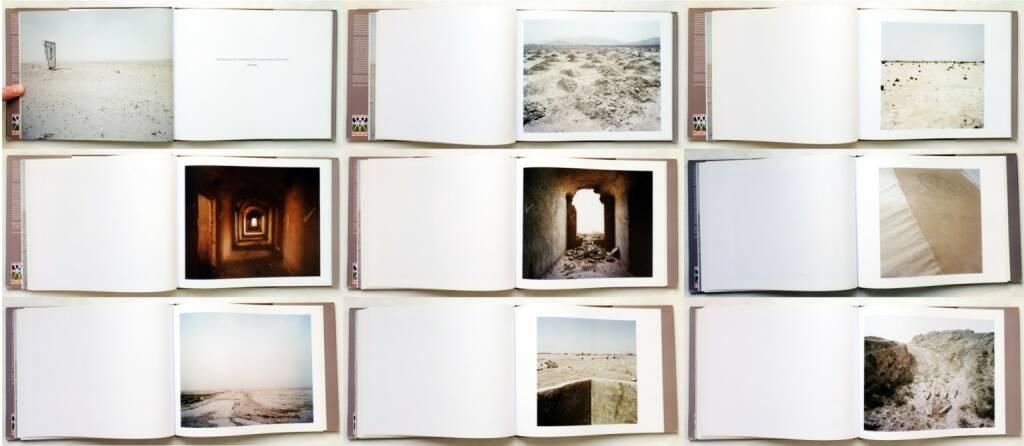 Paul Seawright - Hidden, Imperial War Museum 2003, Beispielseiten, sample spreads - http://josefchladek.com/book/paul_seawright_-_hidden, © (c) josefchladek.com (06.03.2015)