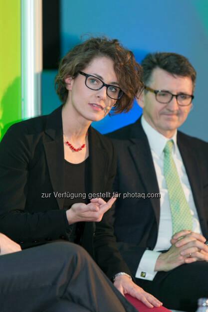 Katharina Norden (CEO & Founder, Three Coins), © Martina Draper für Börse Express (06.03.2015)
