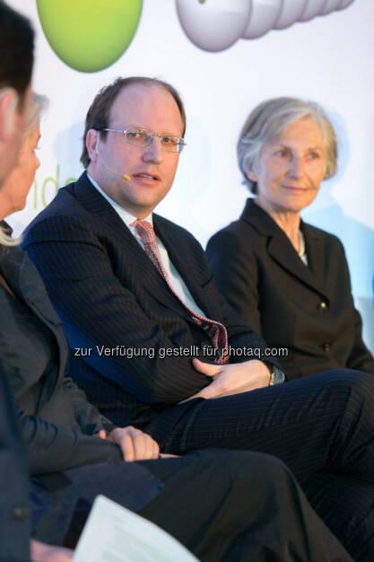 Florian Nowotny (CFO, CA Immobilien), © Martina Draper für Börse Express (06.03.2015)