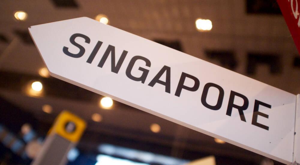Börse Singapur
