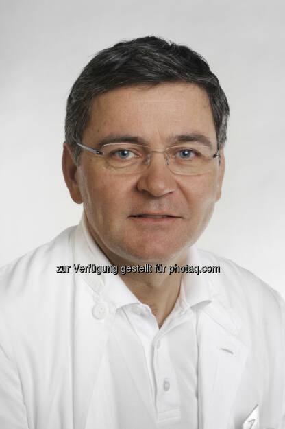 Michael Plecko neuer ärztlicher Leiter des Auva-UKH Graz: Auva Allgemeine Unfallversicherungsanstalt, © Aussender (10.03.2015)