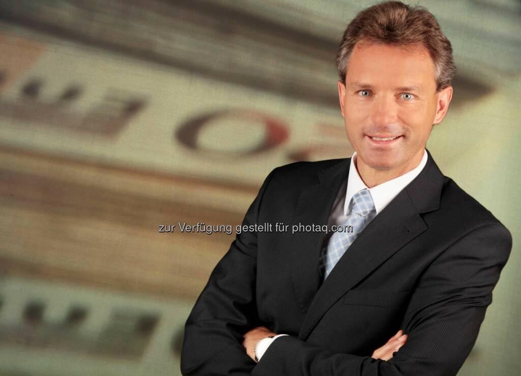 Helmut Birringer wird neuer Leiter Private Banking für die Steiermark, Kärnten und das südliche Niederösterreich, Bank Austria, © Aussender (13.03.2015)