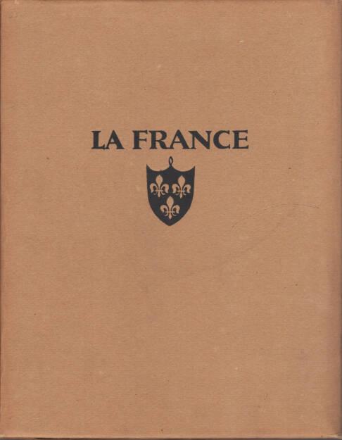 Martin Hürlimann - La France - Architecture et Paysages, Ernst Wasmuth 1927, Cover - http://josefchladek.com/book/martin_hurlimann_-_la_france_-_architecture_et_paysages, © (c) josefchladek.com (15.03.2015)