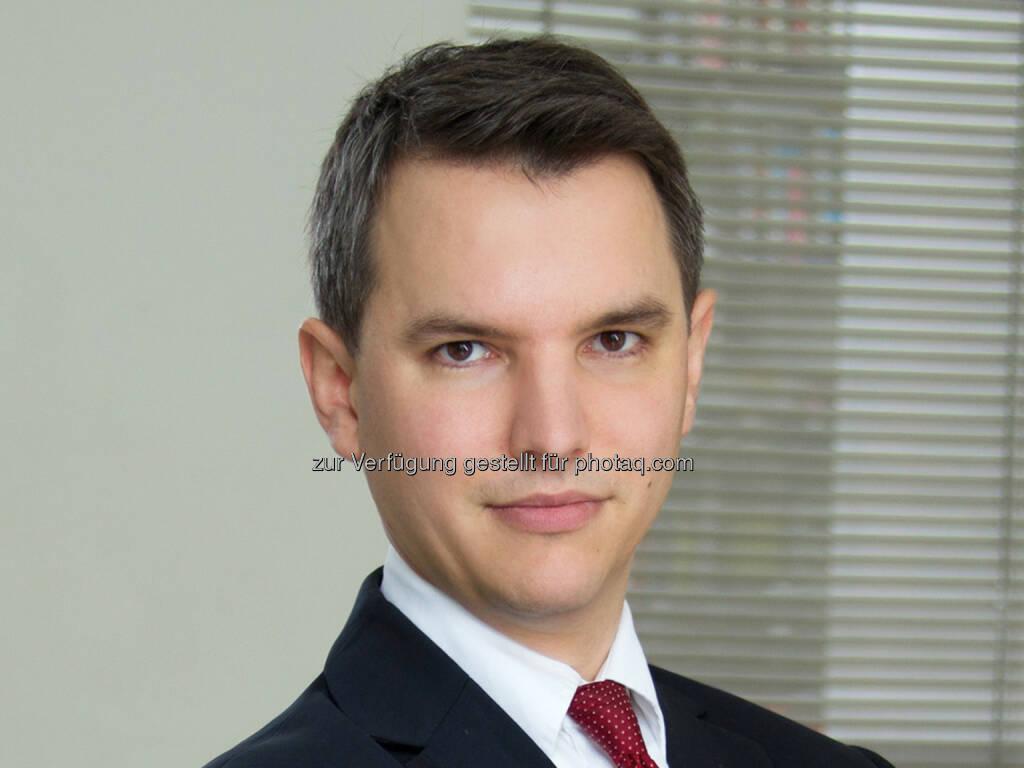 Markus Uitz, Binder Grösswang, beriet ein englisches Käuferkonsortium beim Erwerb von 99,78 % der Anteile an der Kommunalkredit Austria im Rahmen eines Bieterverfahrens., © Aussendung (16.03.2015)
