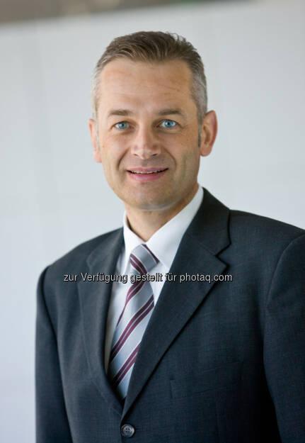Bernhard Kienlein, Leiter der Division Process Industries and Drives bei der Siemens AG Österreich, © Aussender (18.03.2015)