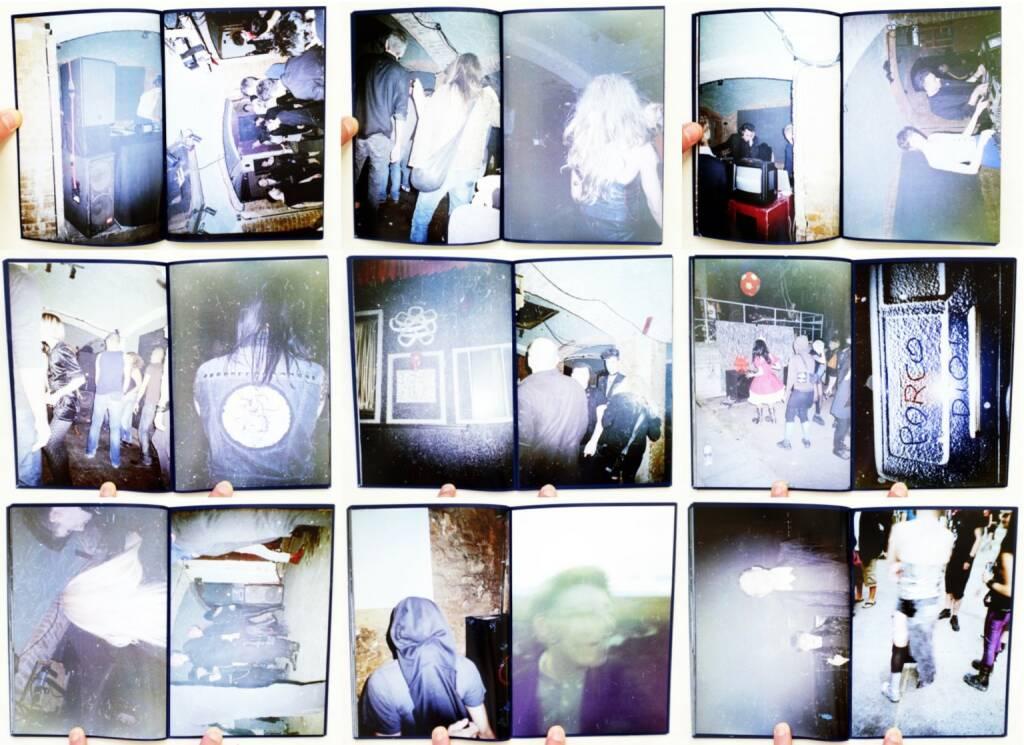 Riccardo Nava - La Discüteca di Satana, Self published 2015, Beispielseiten, sample spreads - http://josefchladek.com/book/riccardo_nava_-_la_discuteca_di_satana, © (c) josefchladek.com (18.03.2015)