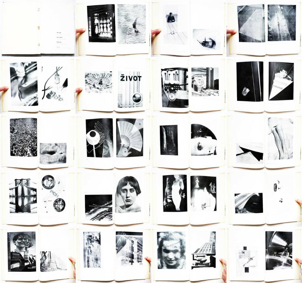 Franz Roh & Jan Tschichold - Foto-Auge, Oeil et Photo, Photo-Eye, Akademischer Verlag Dr. Fritz Wedekind & Co 1929, Beispielseiten, sample spreads - http://josefchladek.com/book/franz_roh_-_foto-auge_oeil_et_photo_photo-eye, © (c) josefchladek.com (18.03.2015)