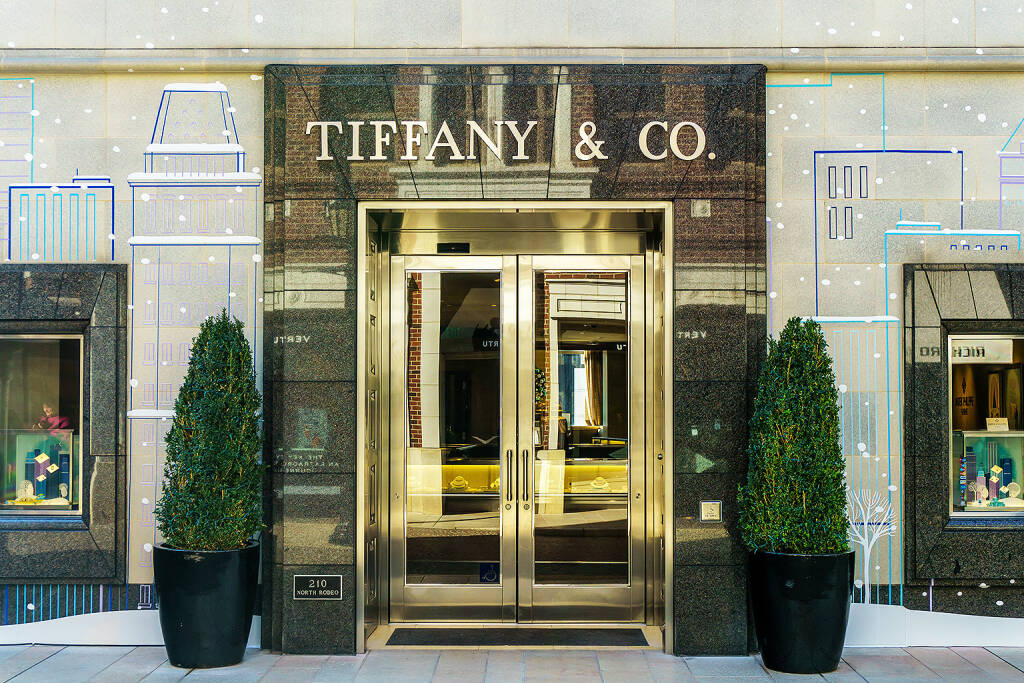 Tiffany & Co, Geschäft in Beverly Hills <a href=http://www.shutterstock.com/gallery-931246p1.html?cr=00&pl=edit-00>Ken Wolter</a> / <a href=http://www.shutterstock.com/editorial?cr=00&pl=edit-00>Shutterstock.com</a>, © www.shutterstock.com (20.03.2015)