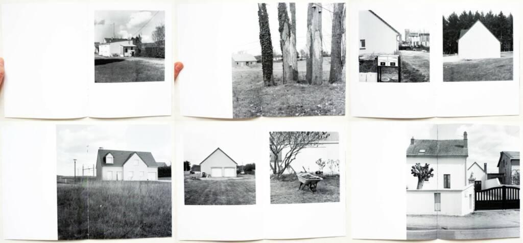 Christophe Le Toquin - Éléments Vol #6, Self published 2015, Beispielseiten, sample spreads - http://josefchladek.com/book/christophe_le_toquin_-_elements_dune_typologie_de_lurbanisation_contemporaine_dun_village_francais_de_deux_mille_huit_cent_trente_neuf_habitants_-_vol_6, © (c) josefchladek.com (24.03.2015)