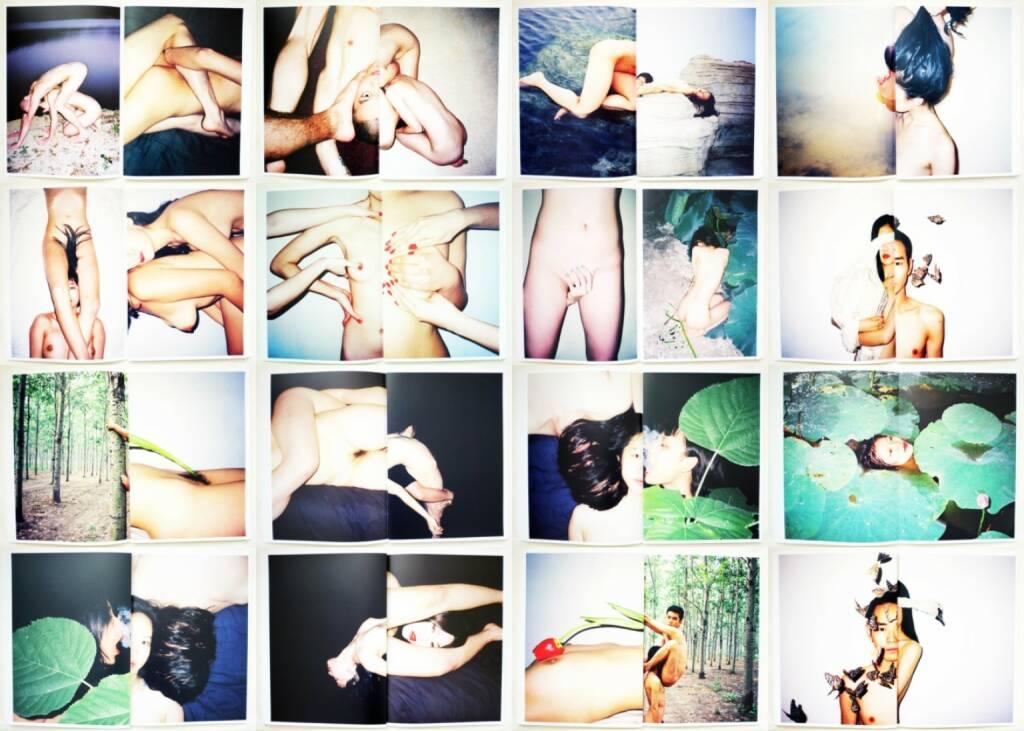 Ren Hang - 野生 ('Wild'), dienacht/OstLicht 2015, Beispielseiten, sample spreads - http://josefchladek.com/book/ren_hang_-_野生_wild, © (c) josefchladek.com (25.03.2015)