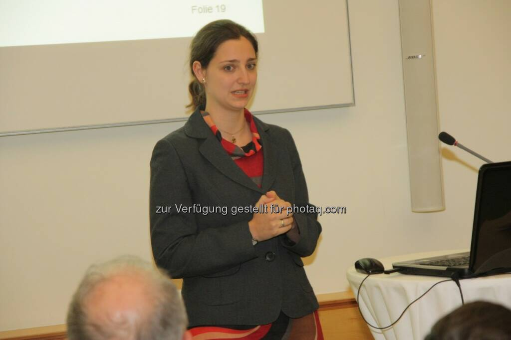 Anna Doblhofer-Bachleitner, © IVA (20.02.2013)