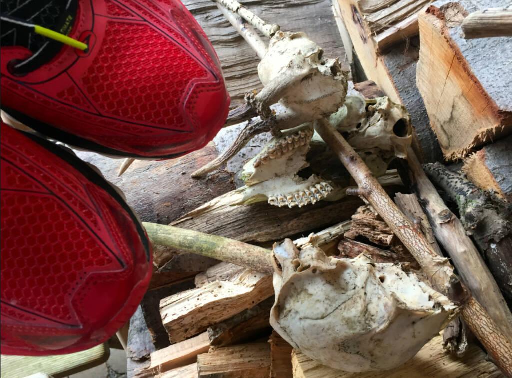 Runplugged Voodoo Schuhe, © Diverse  (30.03.2015)