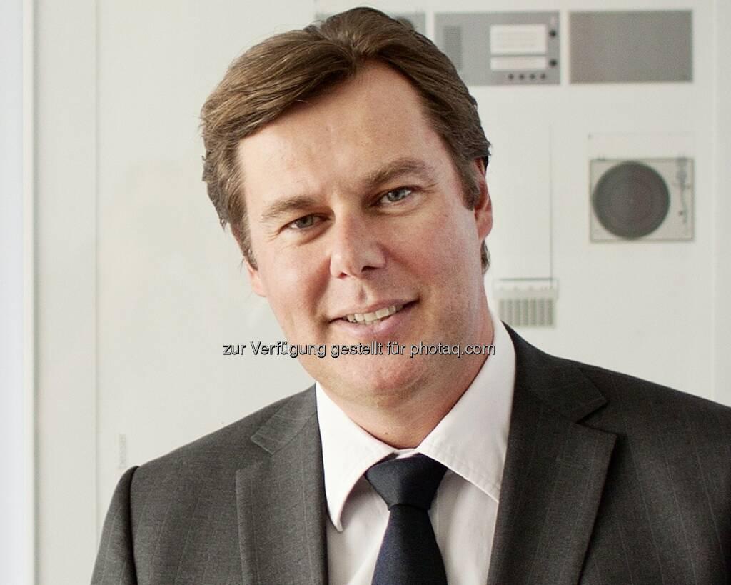Martin Kaiser wird Leiter des Bereichs Dienstleistungen der Hager Group (Bild: obs/Hager Group), © Aussender (31.03.2015)