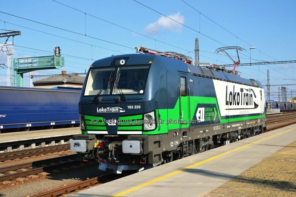 Siemens Vectron-Lok in Tschechien und Türkei zugelassen - Zulassung für Mehrsystemvariante in Tschechien und der Türkei, Einsatz auch auf der Hochgeschwindigkeitsstrecke zwischen Istanbul und Ankara (Bild: Siemens), © Aussender (02.04.2015)