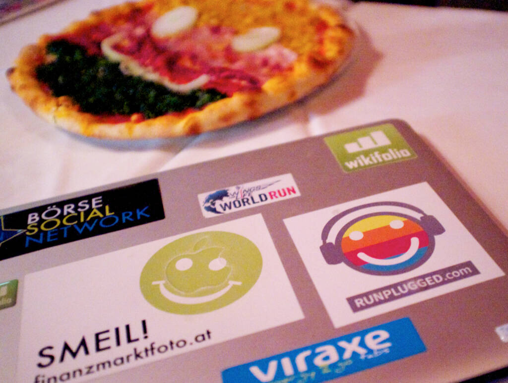 Pizza Runplugged vor the Eating (03.04.2015)