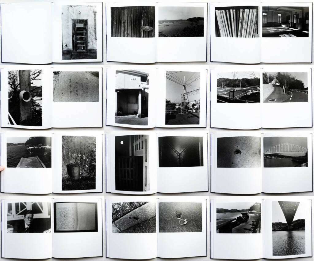 Atsushi Fujiwara - Poet Island, Sokyu-sha 2015, Beispielseiten, sample spreads - http://josefchladek.com/book/atsushi_fujiwara_-_poet_island, © (c) josefchladek.com (04.04.2015)