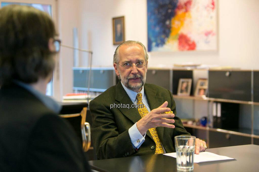 Manfred Waldenmair (be public), © photaq/Martina Draper (06.04.2015)