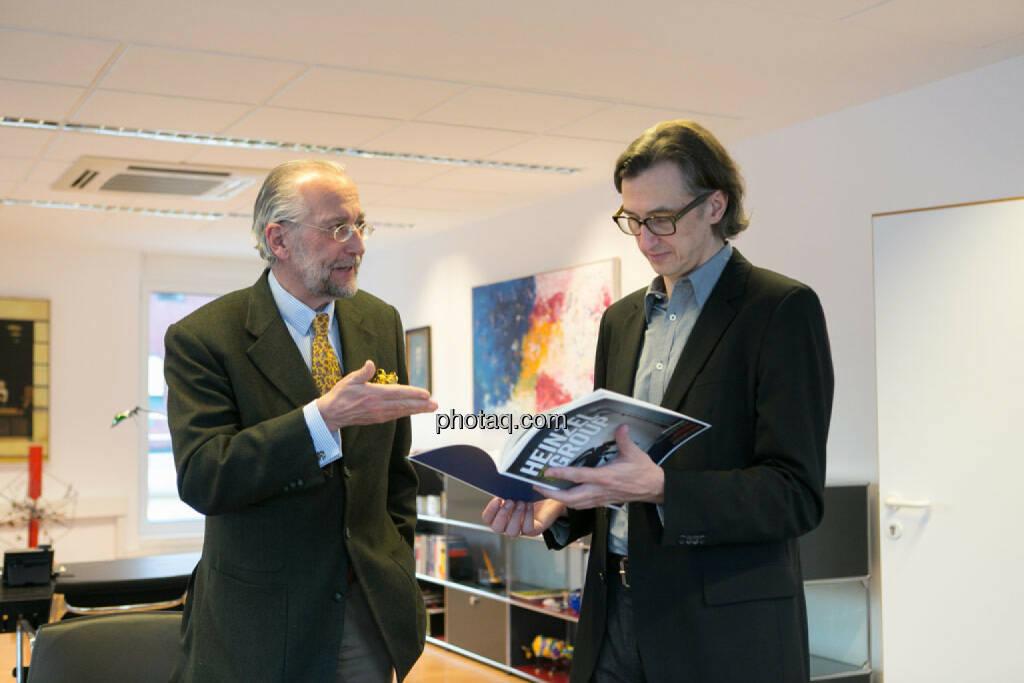 Manfred Waldenmair (be public), Josef Chladek, © photaq/Martina Draper (06.04.2015)