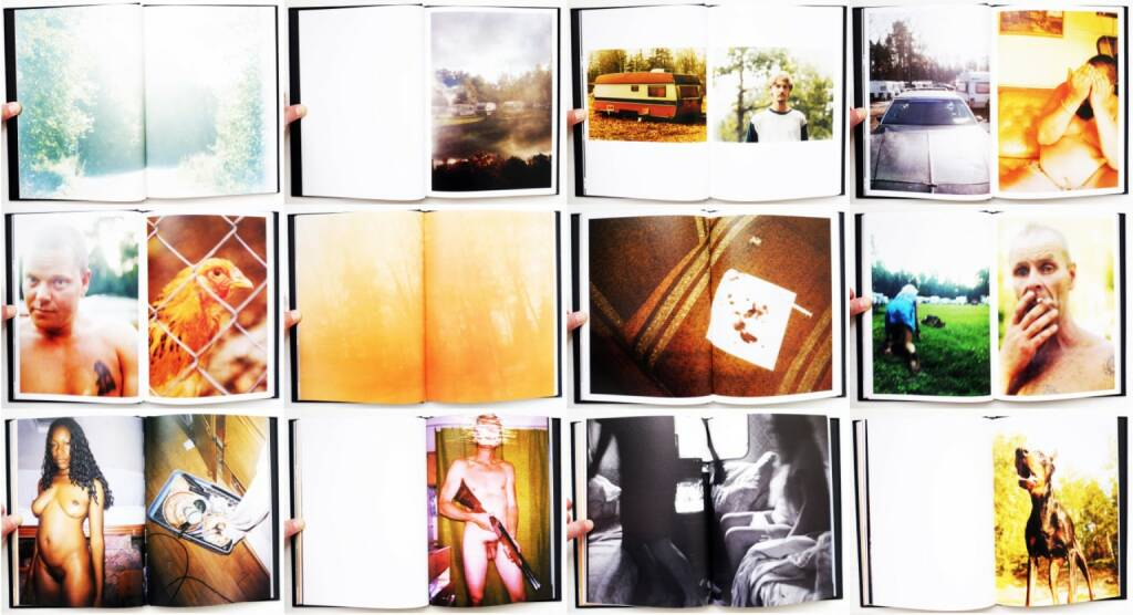 Rikard Laving - Caravan, Journal 2007, Beispielseiten, sample spreads - http://josefchladek.com/book/rikard_laving_-_caravan, © (c) josefchladek.com (07.04.2015)