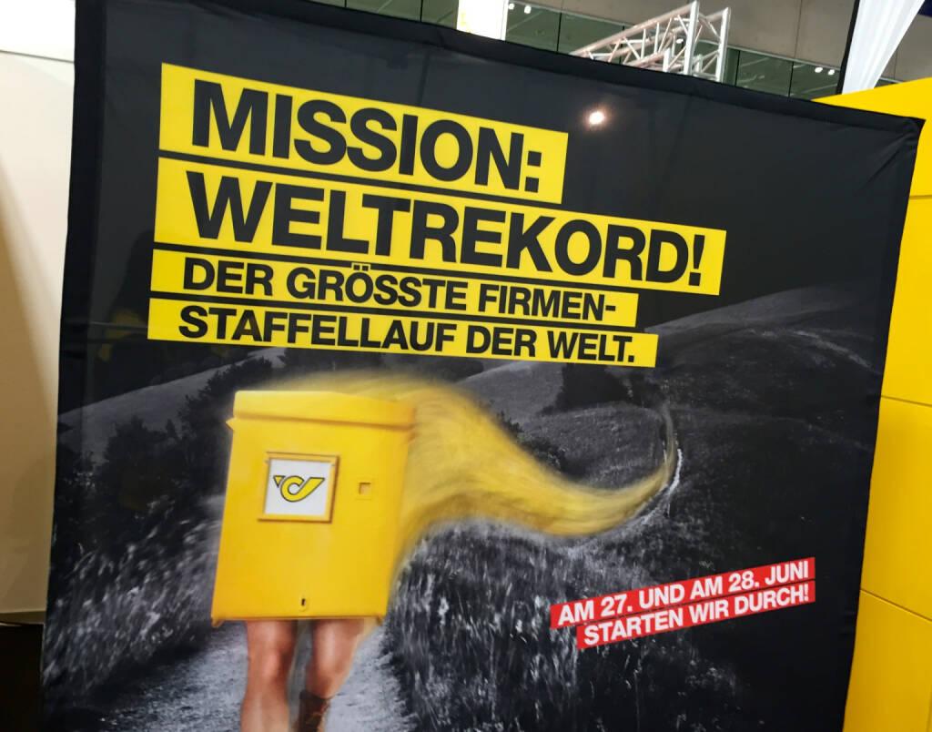Post Mission Weltrekord (11.04.2015)
