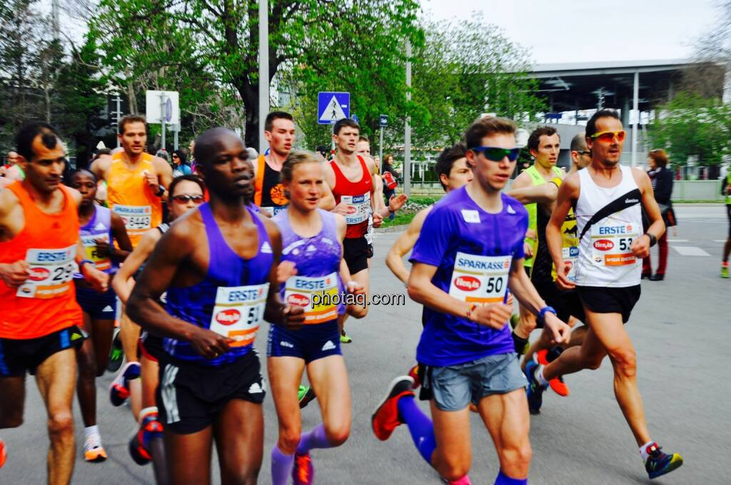 Spitzengruppe Damen Anna Hahner, VCM 2015 (12.04.2015)