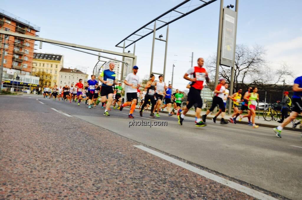 Praterstern, VCM 2015 (12.04.2015)