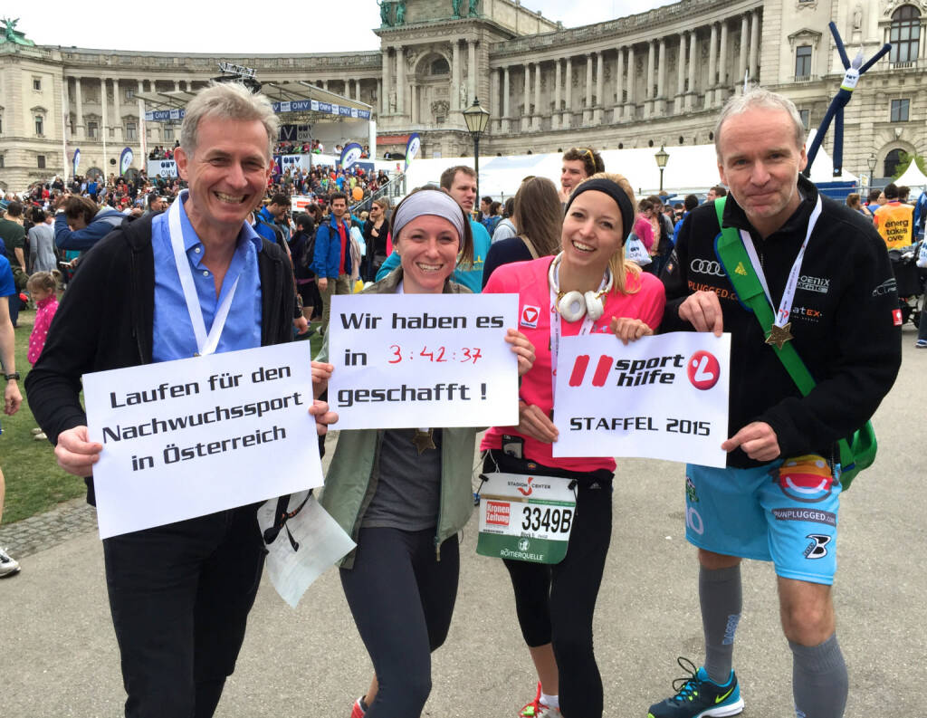 Dieter Kotlowski, Anna Sollereder, Nadine Brandl, Christian Drastil (12.04.2015)