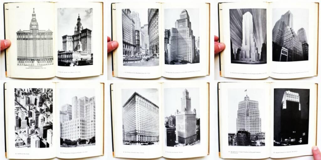 Frank Washburn - Riesenbauten Nordamerikas, Orell Füssli Verlag 1930, Beispielseiten, sample spreads - http://josefchladek.com/book/frank_washburn_-_riesenbauten_nordamerikas, © (c) josefchladek.com (13.04.2015)