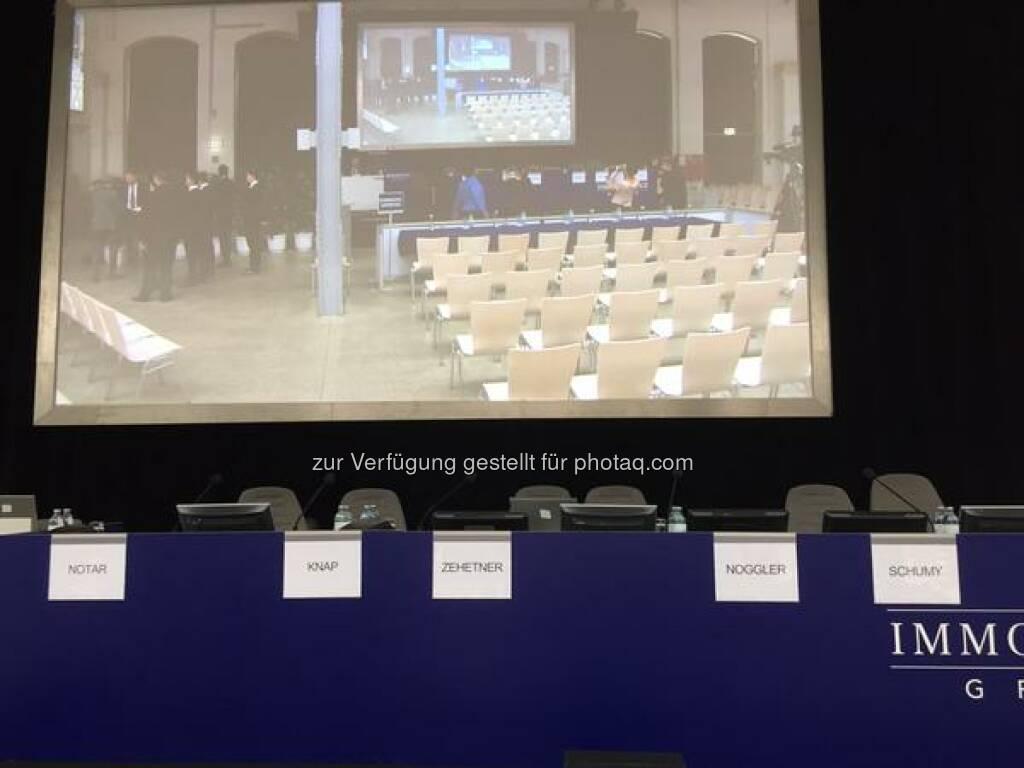 #immofinanz - Last preparations for our EGM http://twitter.com/bettinaschragl/status/588974874376409088/photo/1  Source: http://twitter.com/bettinaschragl (17.04.2015)