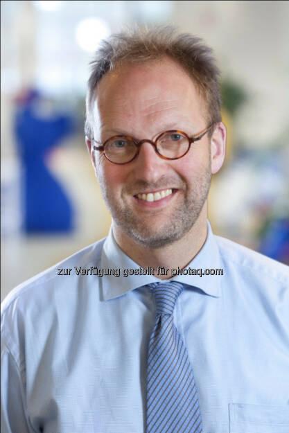 Jørgen Vig Knudstorp freut sich über anhaltendes Wachstum durch erfolgreiche Lancierung neuer Produkte und flexible Produktionsstrategie (Foto: Lego) (21.02.2013)