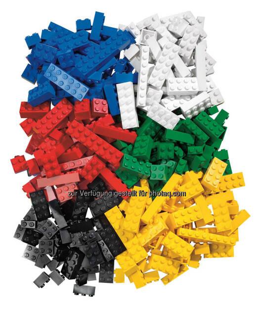 Die Lego Gruppe konnte ihren Umsatz in den vergangenen fünf Jahren nahezu verdreifachen: im Vergleich zu 2007 stieg dieser 2012 um 25 Prozent auf 3.144 Millionen Euro (Foto: Lego) (21.02.2013)