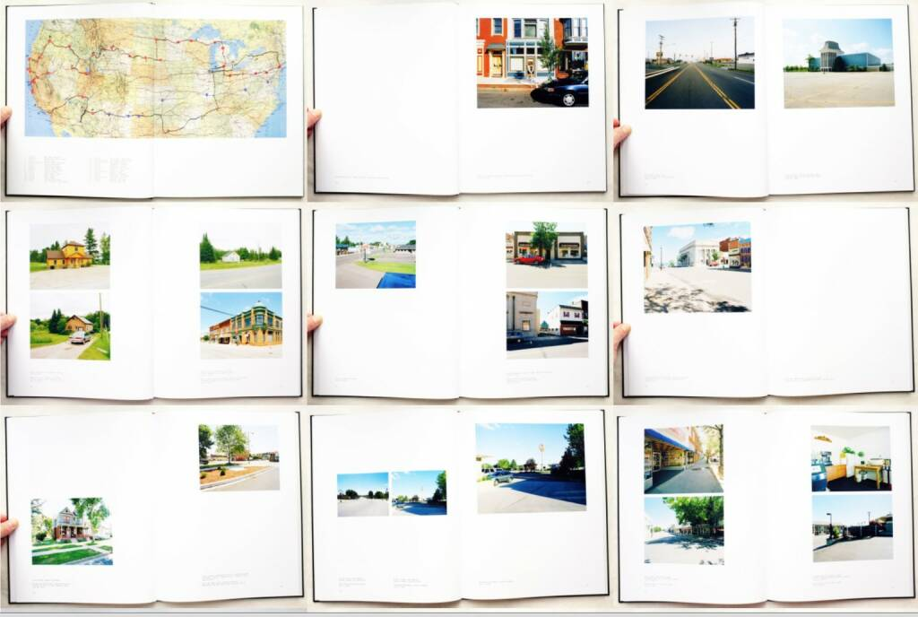 Volker Renner - A Road Trip Redone, Textem 2014, Beispielseiten, sample spreads - http://josefchladek.com/book/volker_renner_-_a_road_trip_redone, © (c) josefchladek.com (20.04.2015)