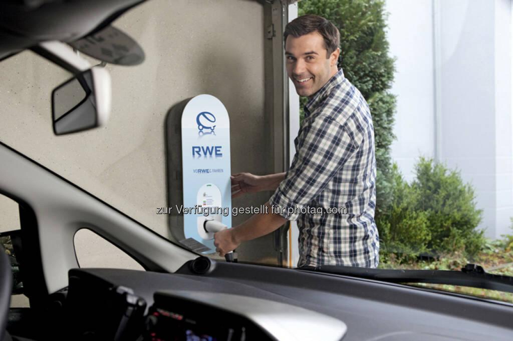 RWE Ladebox für Elektroautos: Jetzt zu Hause Energie tanken, © Aussendung (22.04.2015)