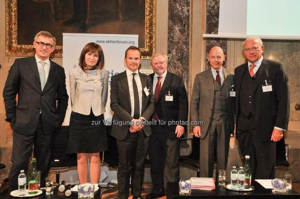 Politische Paneldiskussion, Moderation: Dr. Franz Schellhorn (Die Presse) (15.12.2012)