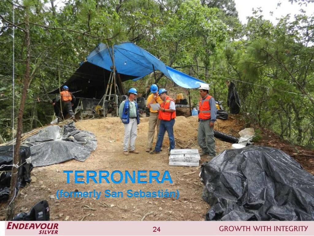Terronera - Endeavour Silver (26.04.2015)