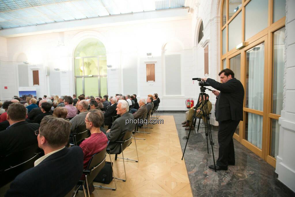 Vienna Gold and Silver Network Night, © photaq/Martina Draper (27.04.2015)